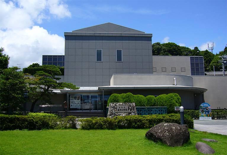 静岡市東海道広重美術館 写真