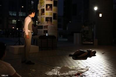 デラシネラ_ダンストリエンナーレトーキョー2012より 撮影:MILLA2